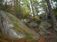 40. na skalách