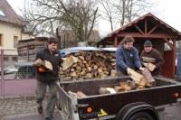 04. Chystání dřeva
