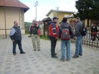 06. příjezd