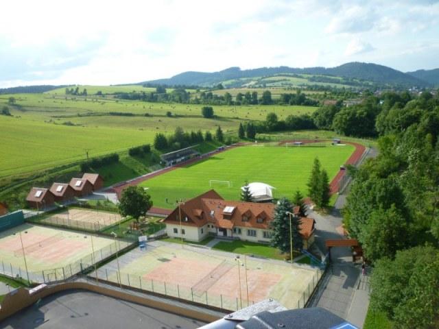sportovní centrum
